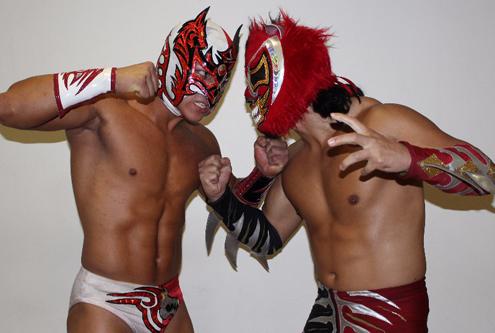 Dragon lee y kamaitachi por su futuro en homenaje a dos leyendas